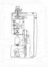 Полуавтомат для закатки крышек ПЗР