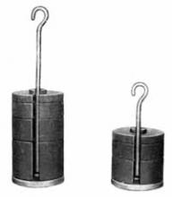 Грузы для скелетного вытяжения 3 кг